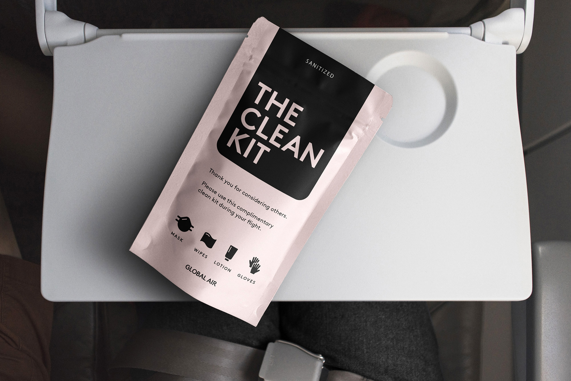 Teague Clean Design Amenity Kit